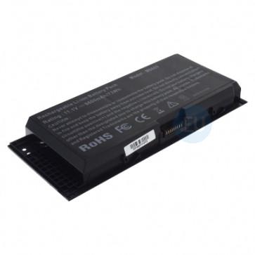 Accu voor Dell Precision, M4600, M4700, M6600 - 11,1V 6600 mAh