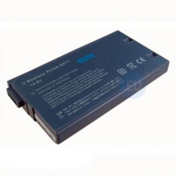 Accu voor Sony VAIO BP71 / PCG-705 / PCG-FX20