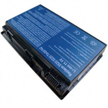 Accu voor Acer Extensa 5520 5220