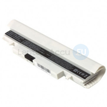 Accu voor Samsung N148 / N150 Wit - 4400 mAh
