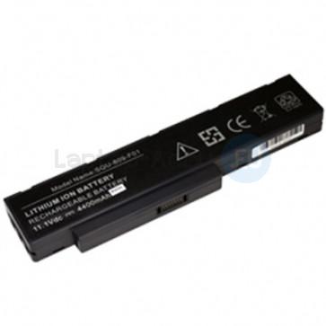 Accu voor Fujitsu Siemens Amilo LI3710 - 4400 mAh