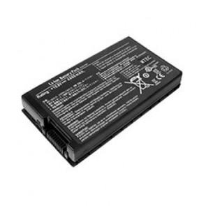 Accu voor Asus F80 A8 / A8j / A8000 / F8 / F80 - 4400 mAh